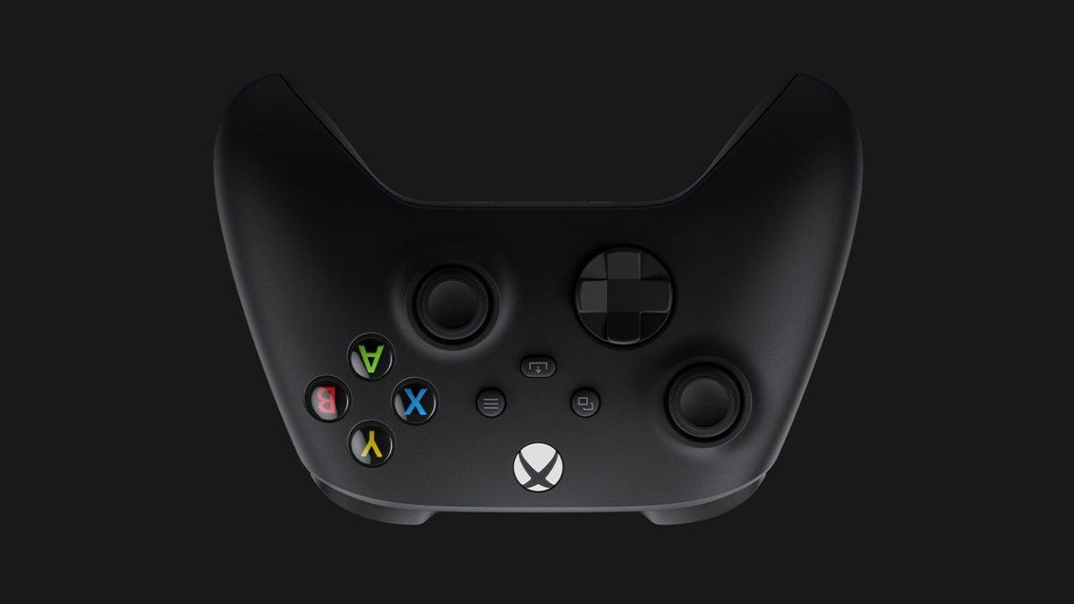Xbox Upside Down