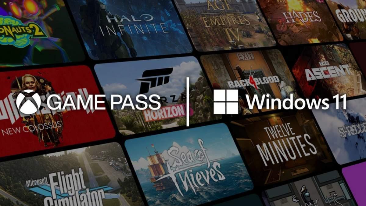 Xbox Windows 11