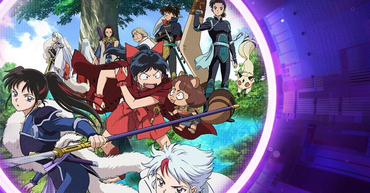 Yashahime Princess Half-Demon Inuyasha Sequel Anime Toonami