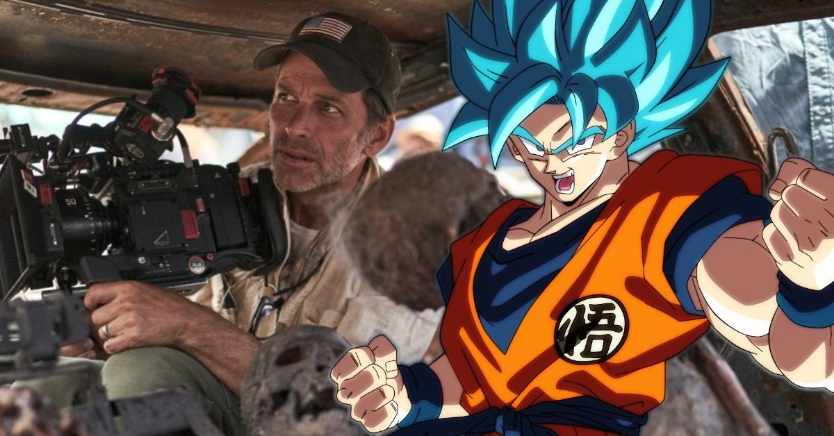 Zack Snyder Dragon Ball Army of the Dead Anime Netflix