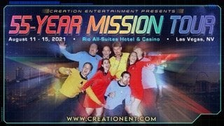 55 Year Mission Tour