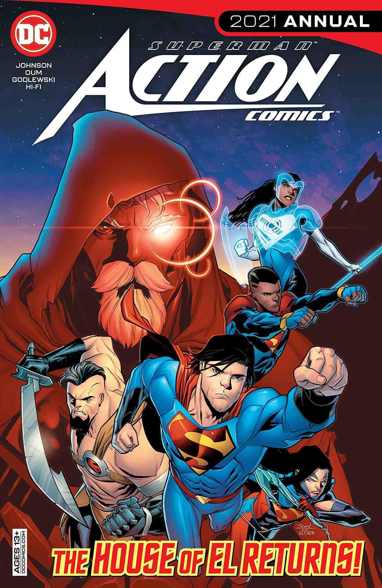Action Comics Annual #1
