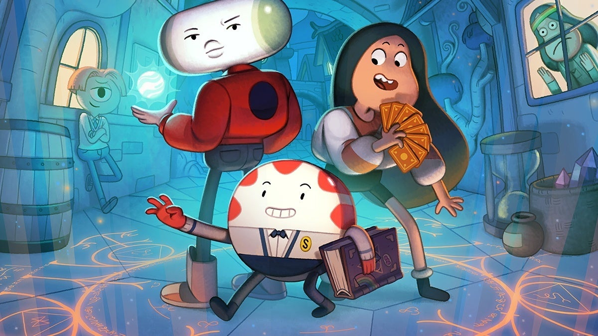 adventure time distand lands wizard city key art new cropped hed