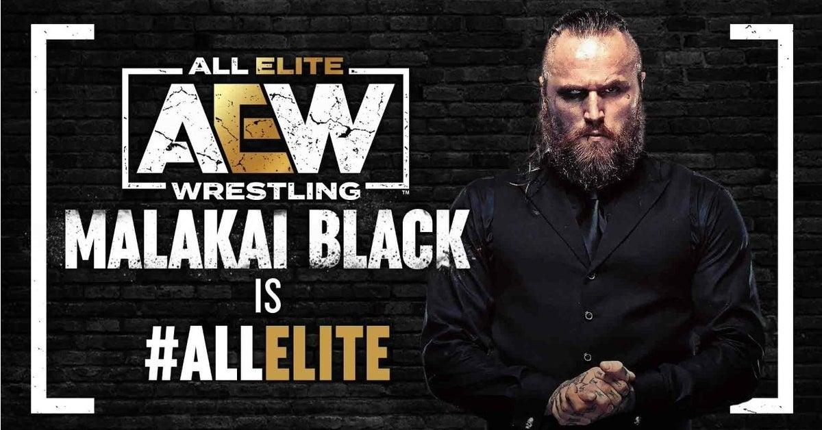AEW-Aleister-Black-All-Elite-Malakai-Black