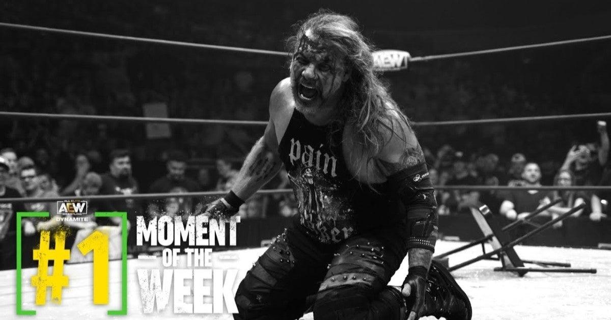 AEW-Chris-Jericho-Nick-Gage-bloody