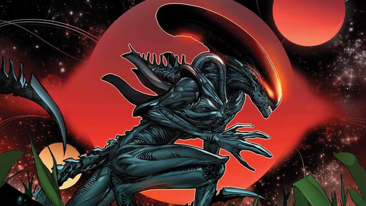 Alien Sanctuary Marvel