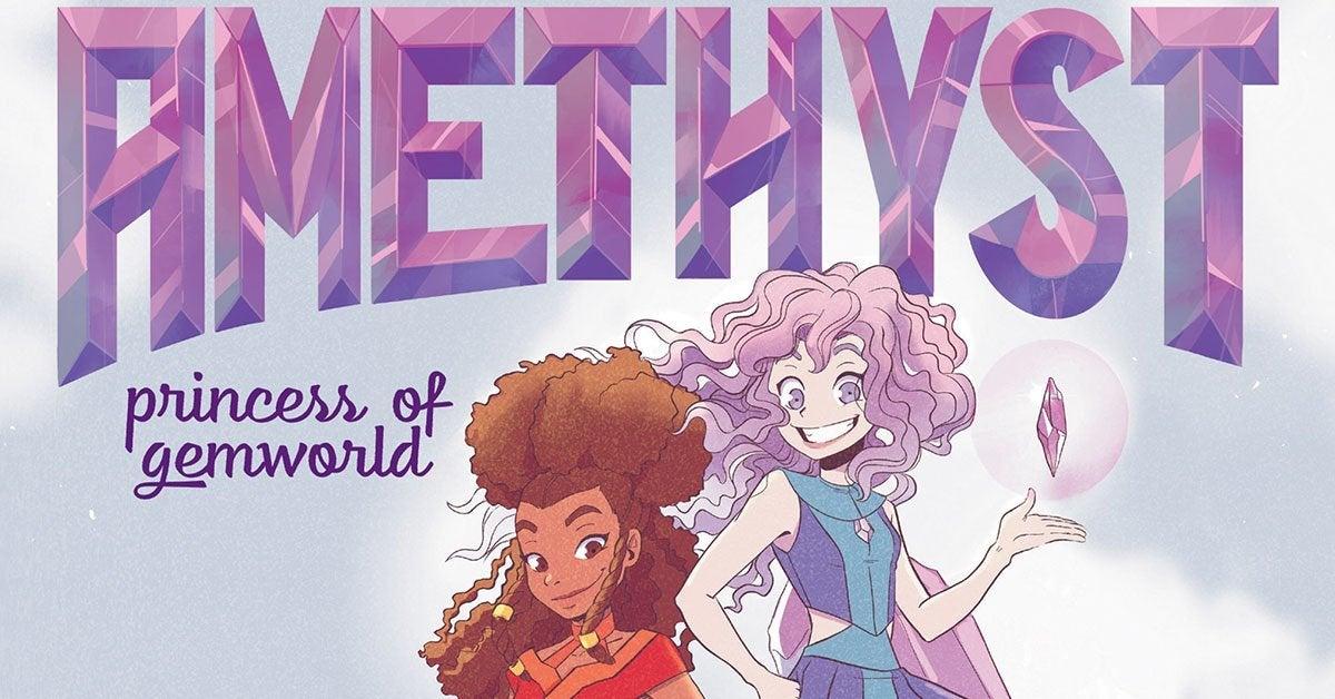 amethyst princess of gemworld header