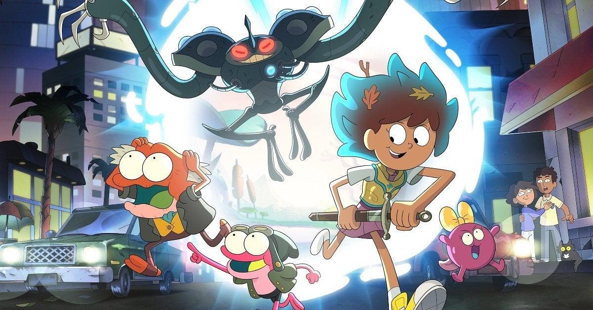 Amphibia Season 3 Disney Channel