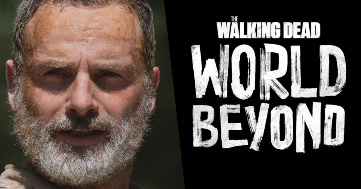 Andrew Lincoln Rick Grimes The Walking Dead World Beyond Season 2