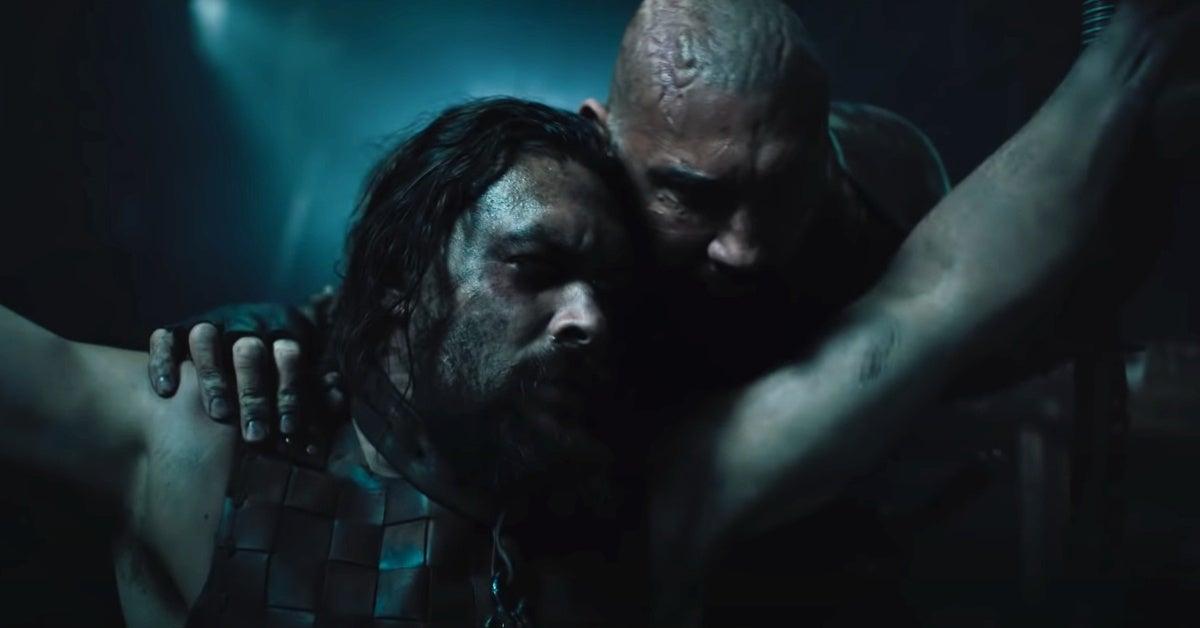Apple TV See Season 2 Trailer Jason Momoa vs Dave Bautista