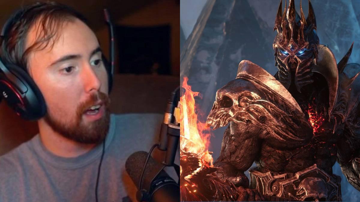 Asmongold World of Warcraft
