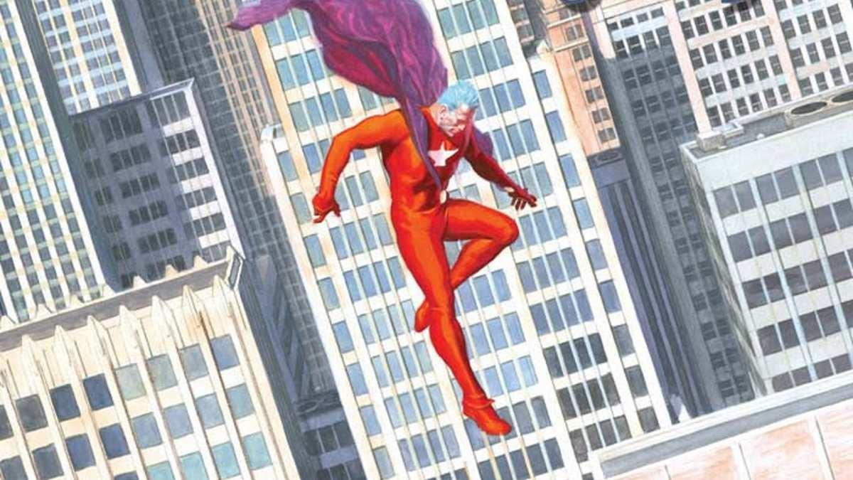 Astro City Image Comics