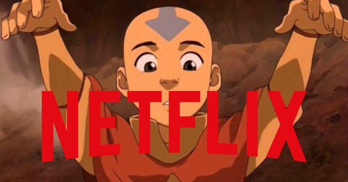 Avatar Last Airbender Live-Action Netflix