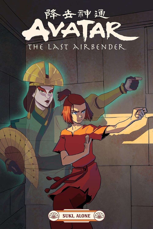 Avatar The Last Airbender -- Suki, Alone