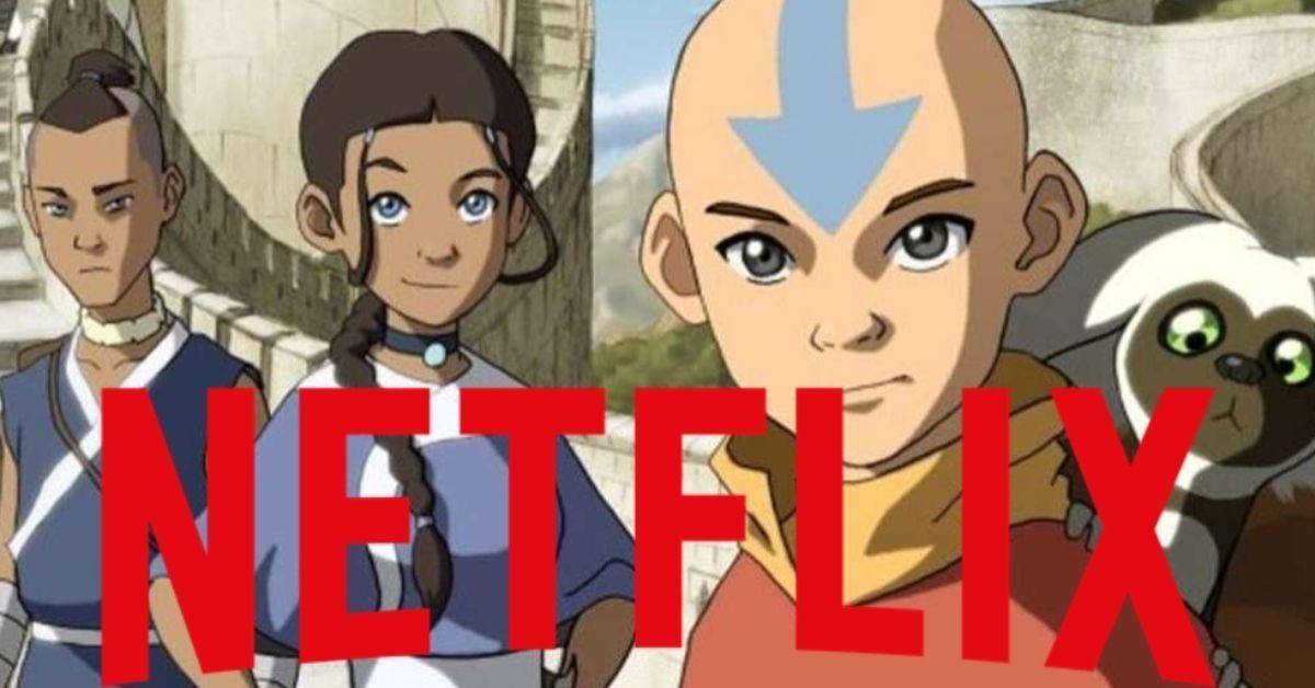 Avatar The Last Airbender Netflix