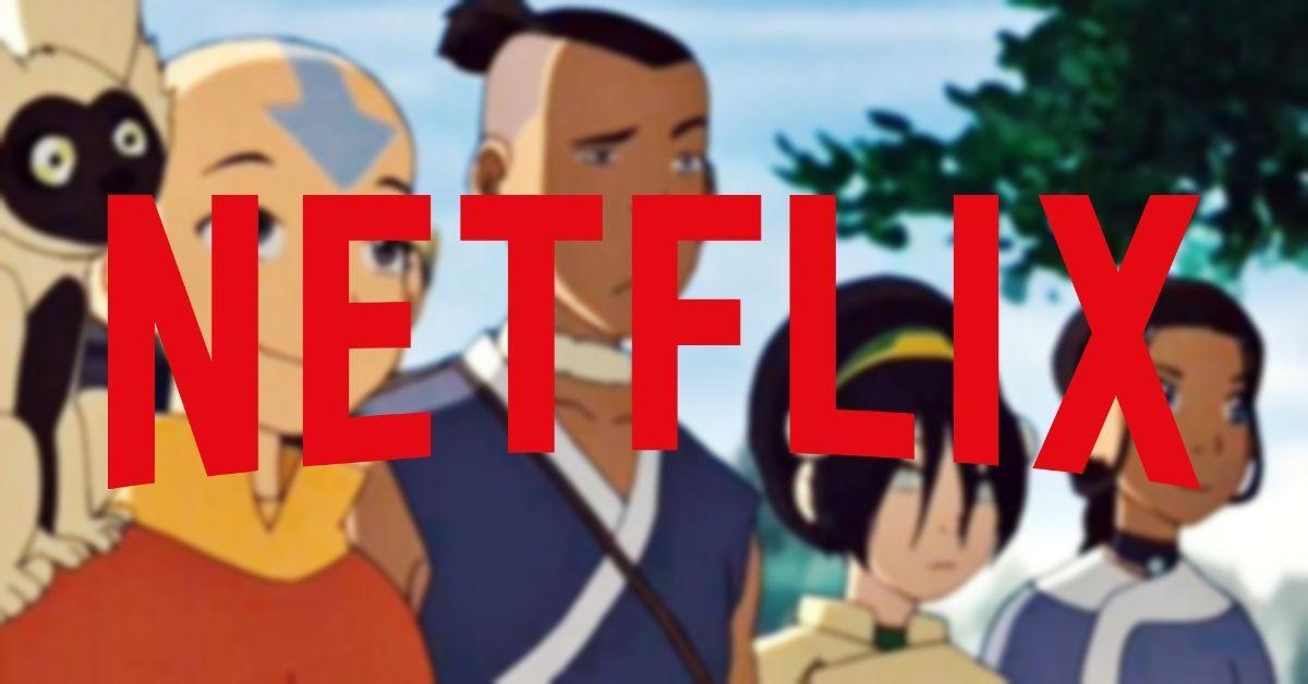 Avatar The Last Airbender Netflix Series