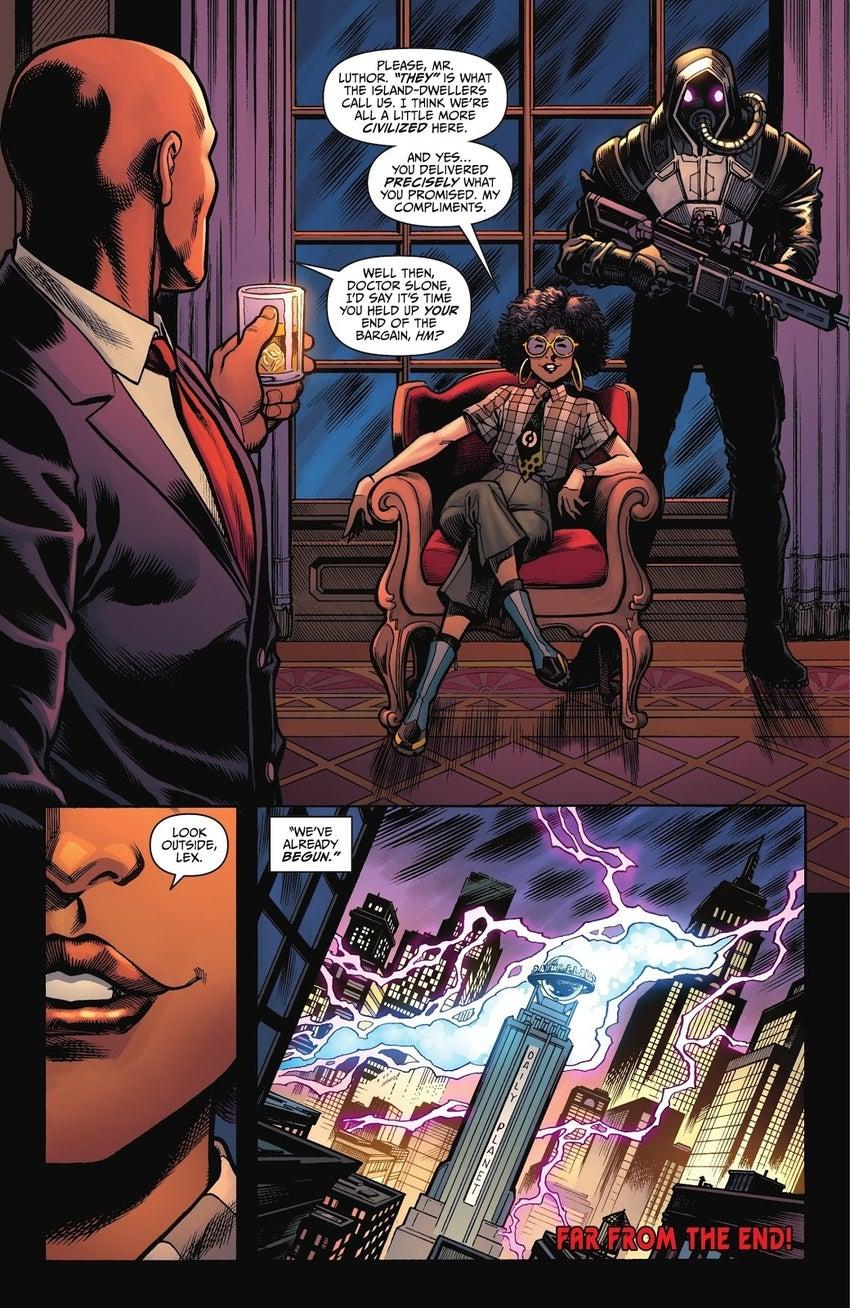 batman fortnite zero point 6 metropolis superman