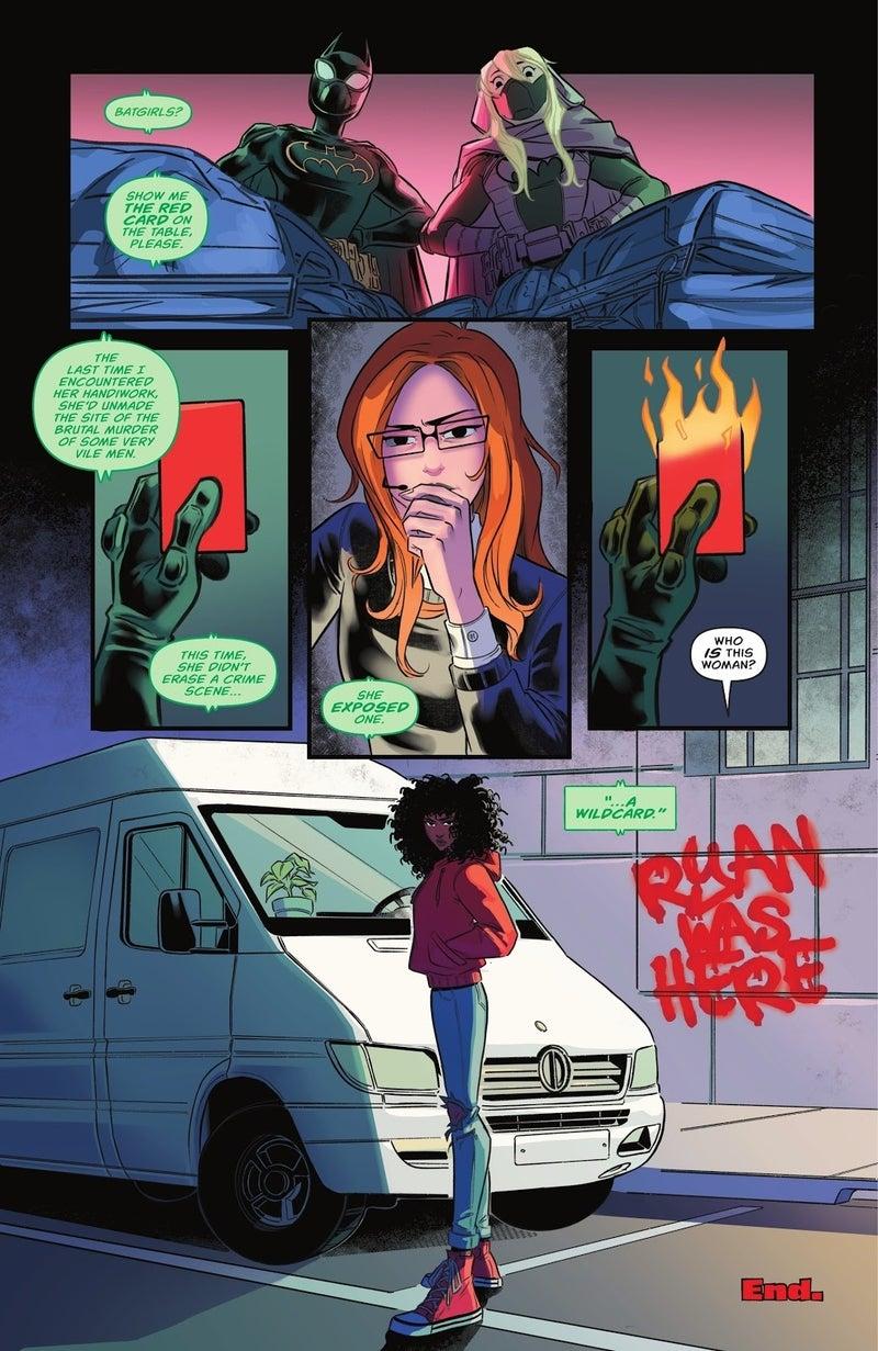 batman urban legends 5 ryan wilder batwoman 2