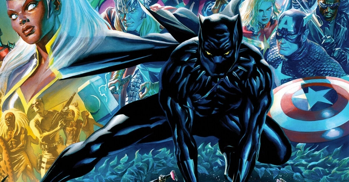 black panther john ridley