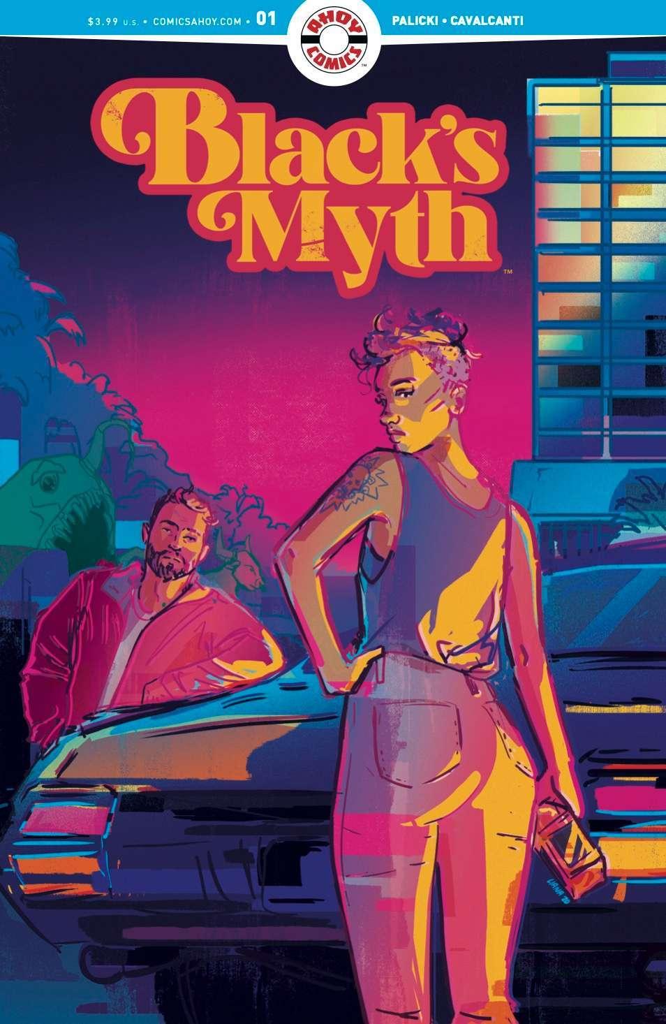Black's Myth #1