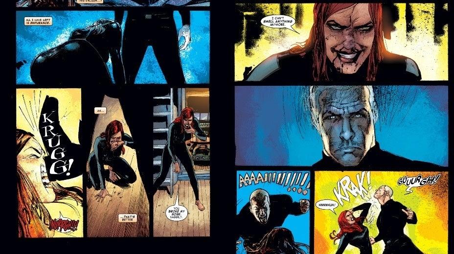 Black Widow 6 2004