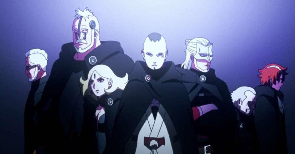 Boruto Naruto Kara Organization