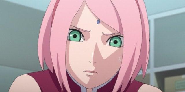 Boruto Naruto Sakura Sasuke Distress