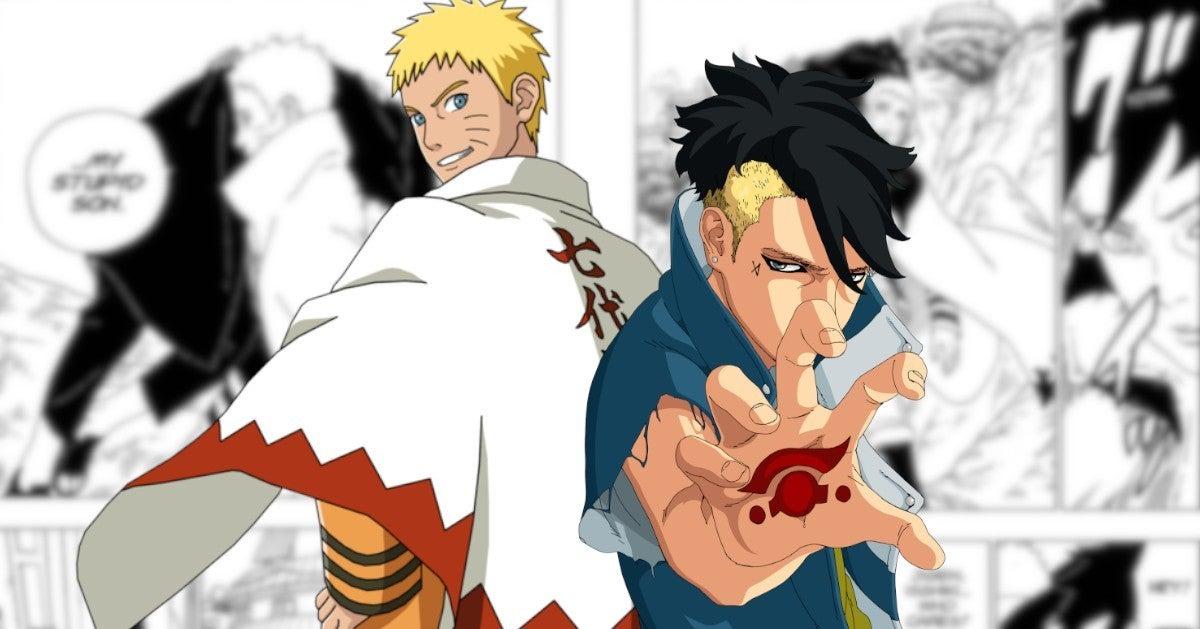 Boruto Reaveals Why Naruto Wants to Protect Kawai So Badly 60 Spoilers