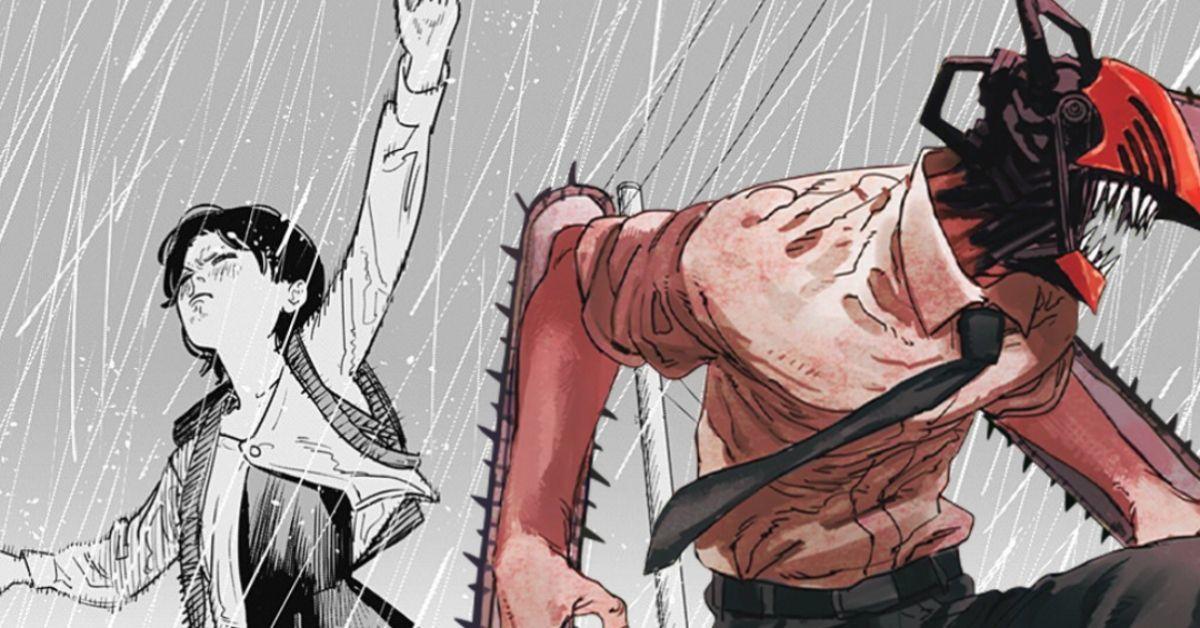 Chainsaw Man Tatsuki Fujimoto One-Shot Look Back Manga