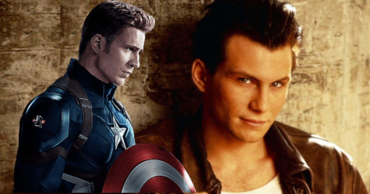Chris Evans Tweets About Christian Slater Name Trending