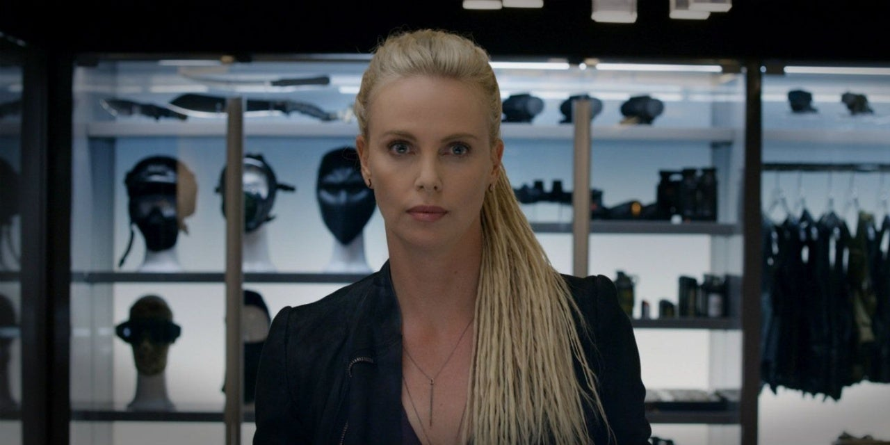 cipher fast furious charlize theron