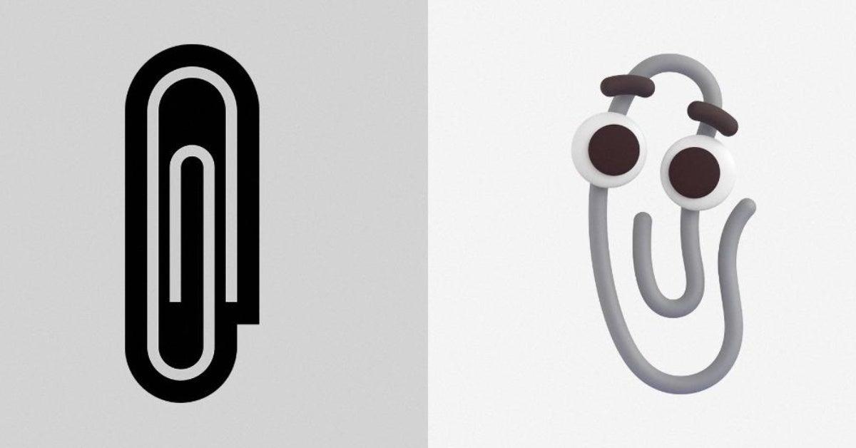 clippy emoji return microsoft