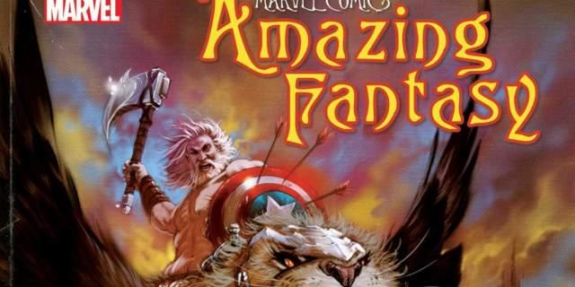 Comic Reviews - Amazing Fantasy #1