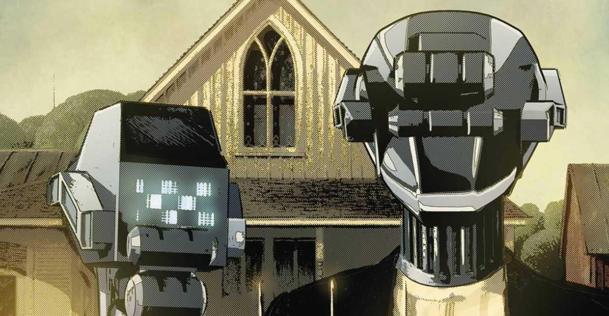 Comic Reviews - Not All Robots #1