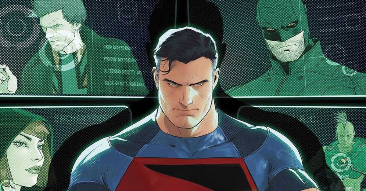Comic Reviews - Superman and the Authority #1