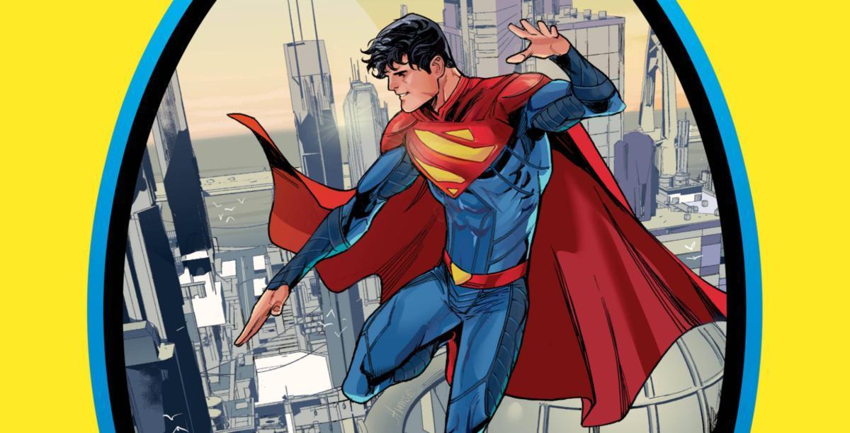 Comic Reviews - Superman Son of Kal-El #1