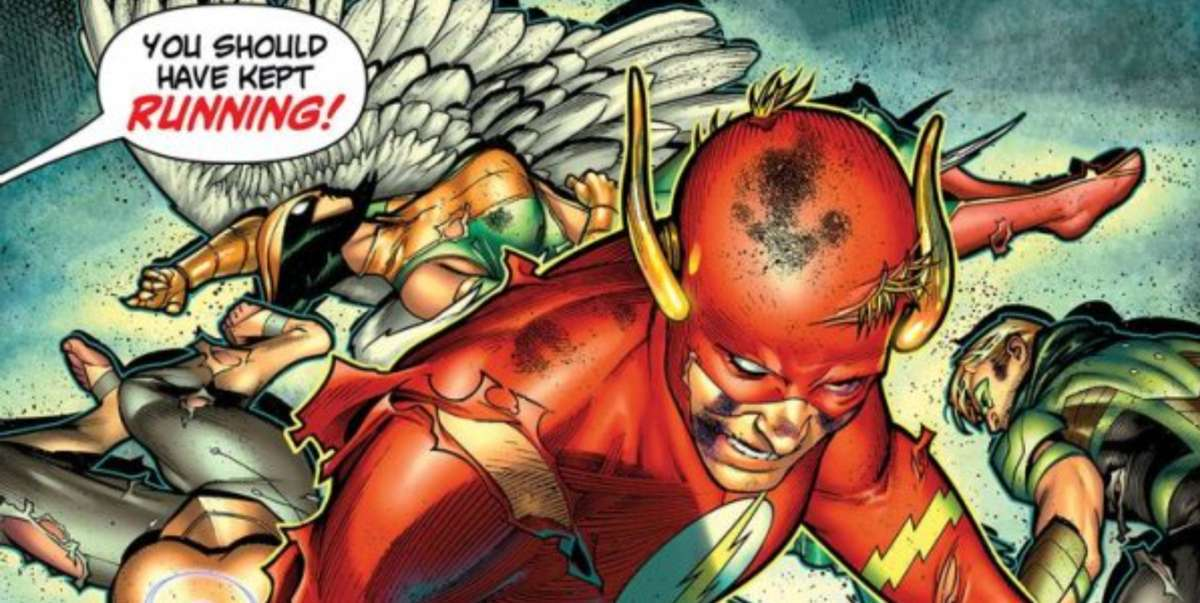 Comic Reviews - The Flash Annual 2021 #1