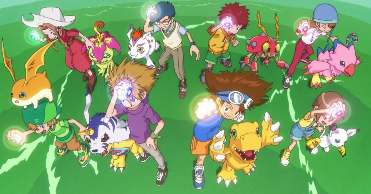 Digimon Adventure ED 5 ATEEZ Dreamers K-Pop Anime