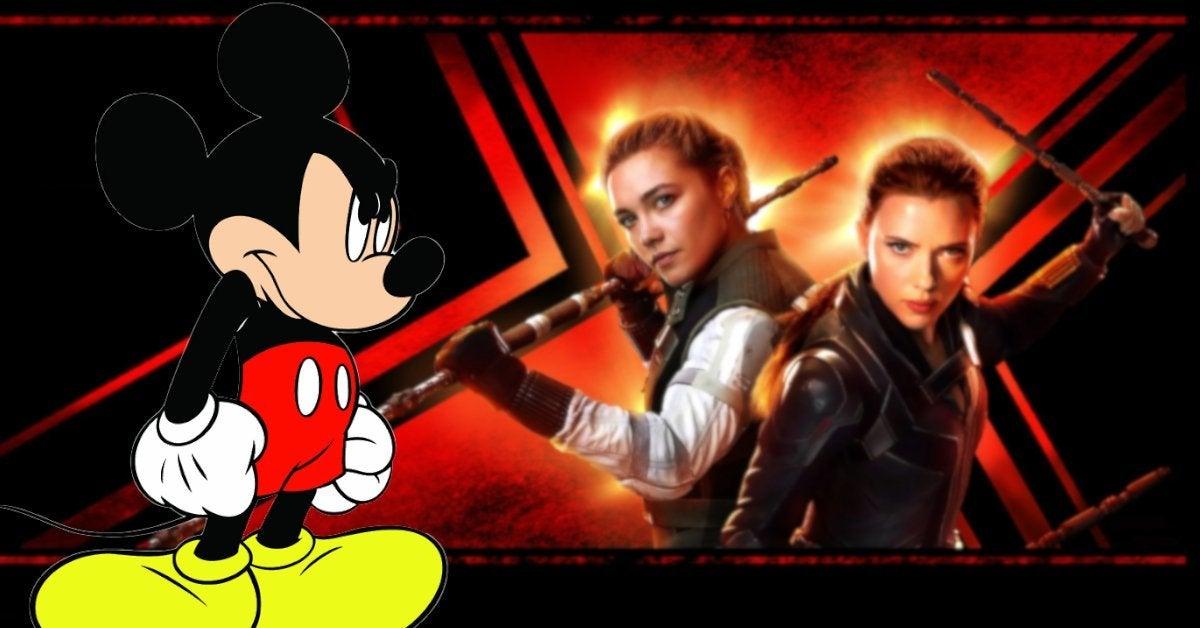 Disney Responds Scarlett Johansson Black Widow Lawsuit