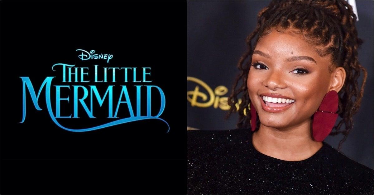 Disney The Little Mermaid Halle Bailey