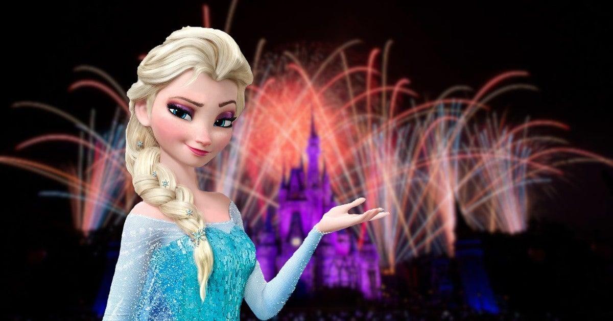 Disney World Cancels Fireworks Shows Tropical Storm Elsa
