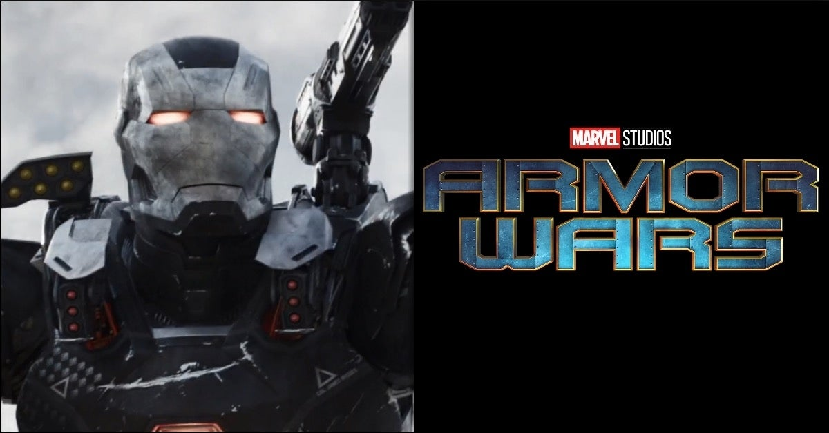 Don Cheadle War Machine Armor Wars