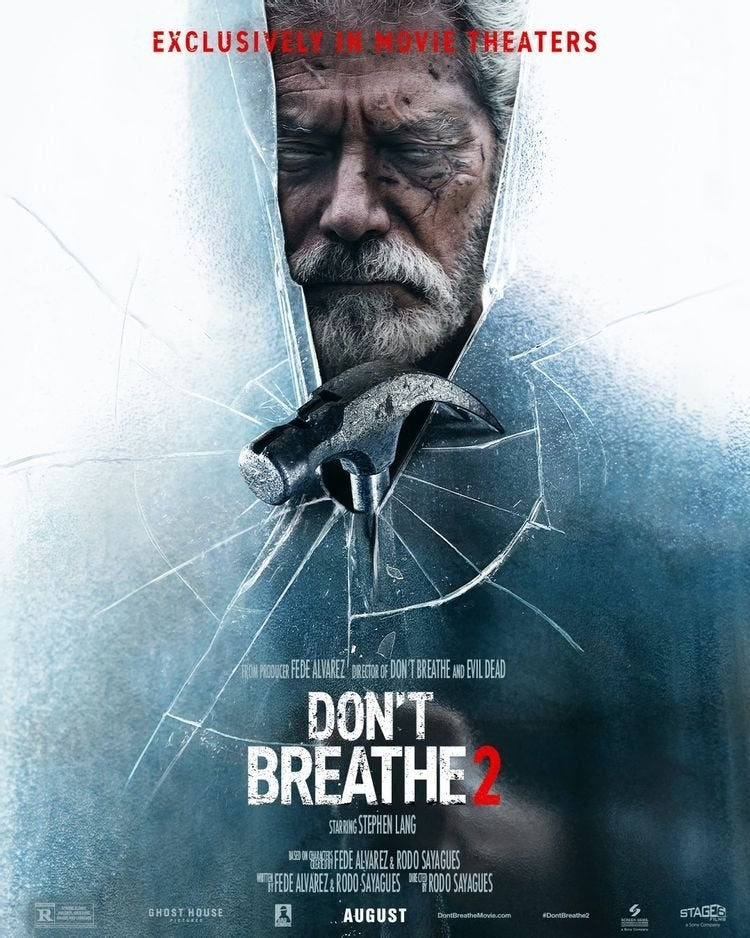 don't breathe 2 sequel poster stephen lang