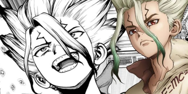 Dr Stone Manga Chapter 206 Release Date