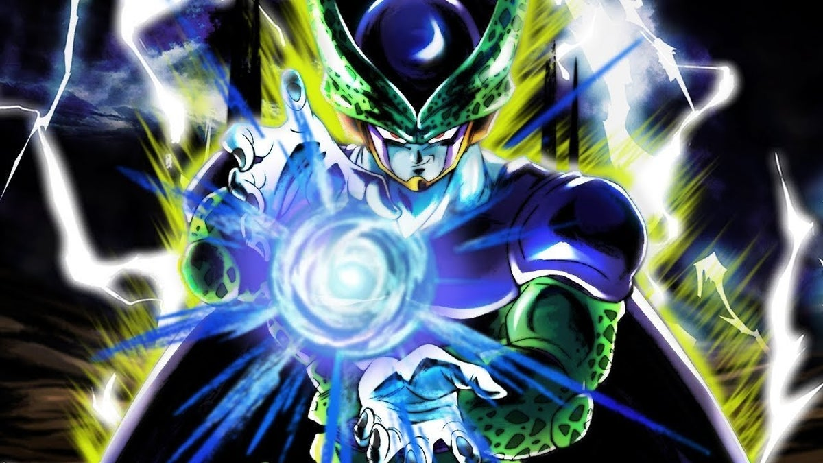 Dragon Ball Best Villains Cell Z Super Resurrection