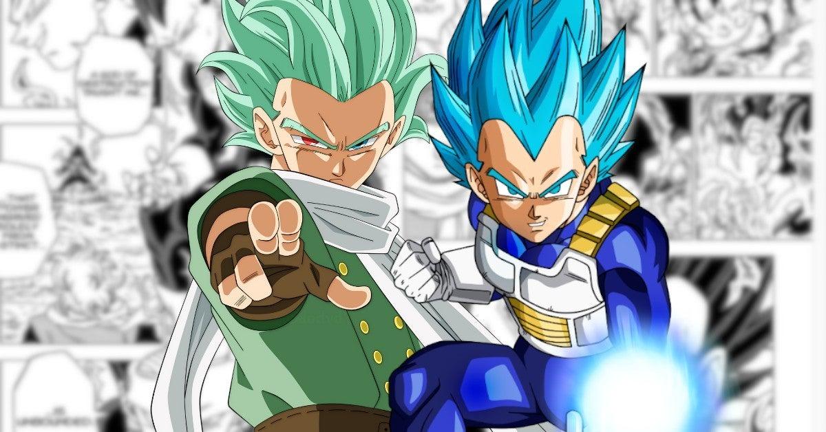 Dragon Ball Super 74 Spoilers 75 Preview Vegeta vs Granolah Winner