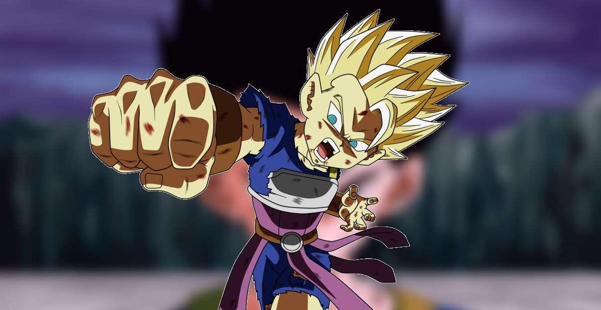 Dragon Ball Super Cabba