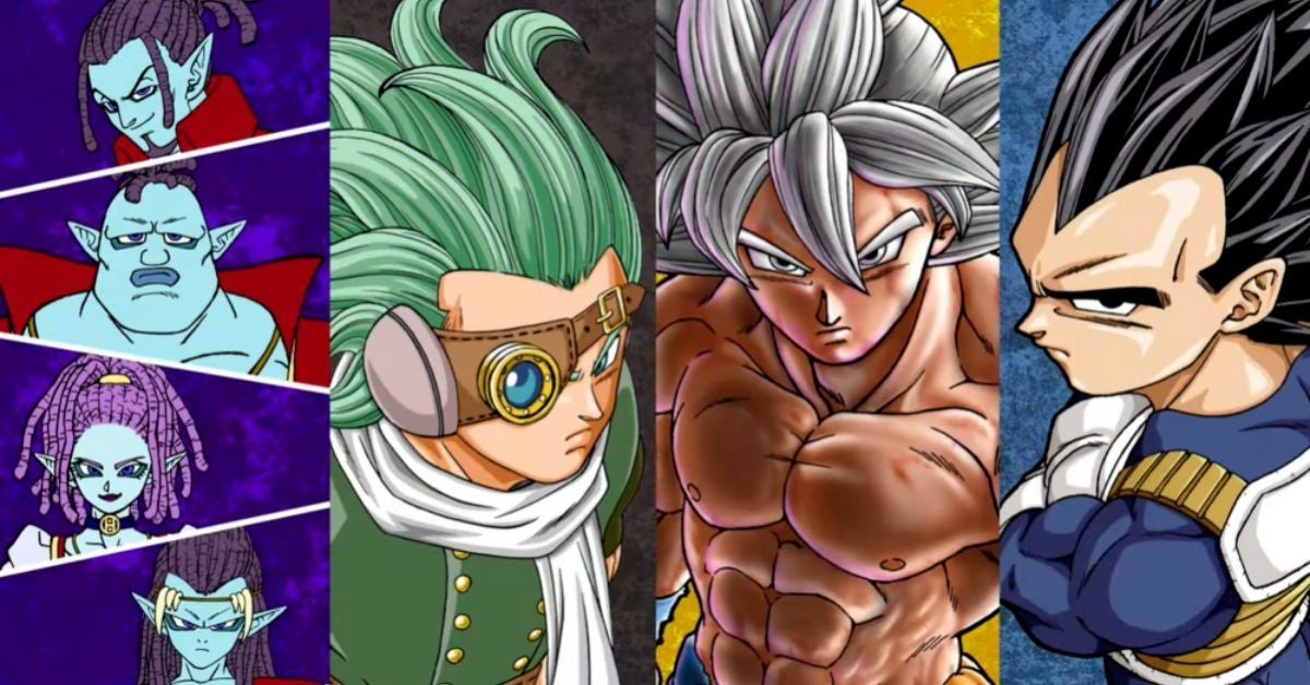 Dragon Ball Super Manga Granolah the Survivor Arc
