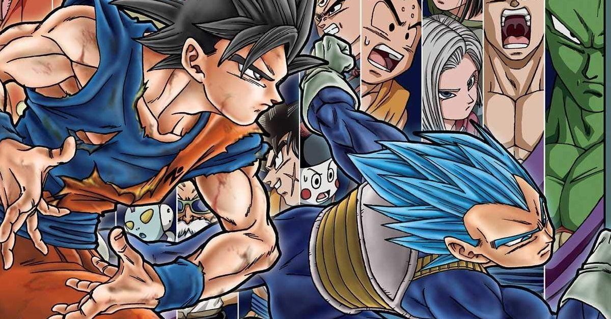 Dragon Ball Super Manga Shonen Jump Viz Media