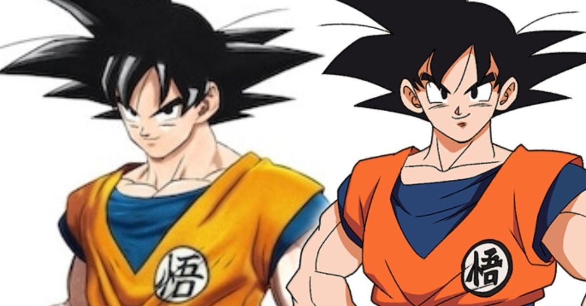 Dragon Ball Super Movie CG Goku Super Hero Movie